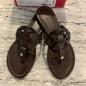Tory Burch Miller sandals size 5